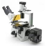 Optika Mikroskop XDS-3FL4, trinokular, invers, Floureszenz mit 4 Filterhaltern