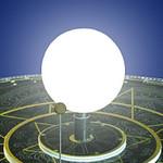 AstroMedia Kit Sole di ricambio per planetario copernicano
