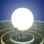 AstroMedia Zestaw Słońce zastępcze do Planetarium Copernicus