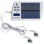 Bresser MP3 FM solar charger