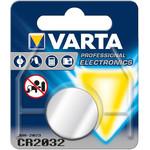 Varta Batterie lithium CR2032