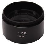Optika Objective additional lens ST-086, 1.5x for SZM-heads