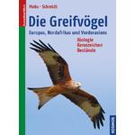 Kosmos Verlag Książka Die Greifvögel Europas, Nordafrikas und Vorderasiens (Ptaki drapieżne Europy, Północnej Afryki i Azji Południowo-Zachodniej)