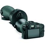 Con l'adattatore opzionale TLS APO potrete fissare la vostra camera o fotocamera reflex.