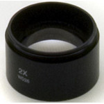 Motic objetivo Lente auxiliar 2x (SMZ-171)