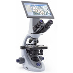 Optika Microscopio digitale B-290TB, E-PLAN, con PC tablet
