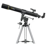 National Geographic Telescopio AC 90/900 EQ-3