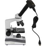 Met de camera verandert u uw microscoop in een digitaal laboratorium