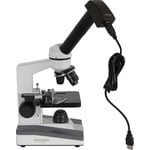 The camera turns your microscope into a digital laboratory