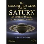 Livre Springer The Cassini-Huygens Visit to Saturn