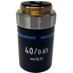 Optika objetivo El Objetiva-M-147, 40x, E-Plan, IOS par 380