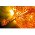 Palazzi Verlag Póster The Sun - Solar Dynamics Observatory 90x60