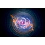 Palazzi Verlag Poster Cat\'s Eye Nebula - Hubble Space Telescope 120x80
