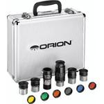 """Orion Juego prémium de oculares y filtros, 1,25"""""""