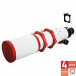 PrimaLuceLab Apochromatic refractor AP 104/650 T Airy + Field Flattener OTA