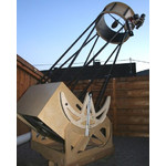 Omegon N 609/2700 Discoverer Classic 24 Dobsonian telescope without mirrow-set