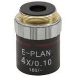 Optika Obiettivo Objettiva M-164, 4x/0,10 E-Plan per B-380