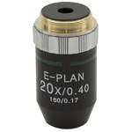 Objectif Optika Objektif M-166, 20x/0,40 E-Plan pour B-380