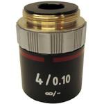 Optika Obiettivo Objettivo M-144, 4x/0,10 E-Plan, IOS per B-380