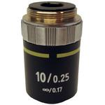 Optika objetivo Objectivo M-145, 10x/0,25, IOS, E-Plan para B-380