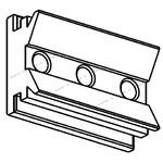 Lacerta Adaptateur pour fixer le chercheur point rouge au support du flash