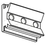 Lacerta Adaptor pentru atasarea cautatorului cu punct rosu la suport