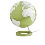 Räthgloben 1917 Light & Colour globe, Pistachio 30cm