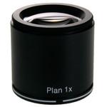 Euromex Objective DZ.4010, plan 1.0x, DZ-series
