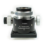 Crayford focuser with 1:10 reduction ratio
