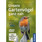 Kosmos Verlag Unsere Gartenvögel ganz nah