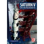 Motorbuch-Verlag Saturn V - Die Mondrakete (Saturn V - rakieta księżycowa)