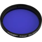 Omegon Filtro de color #80A azul de 2''