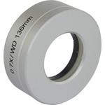 Objectif Omegon Microscope réducteur de focale 0.75x