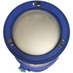 Lo specchio principale può essere regolato tramite le viti posizionate nella parte finale del tubo. In questo caso il laser di collimazione risulta essere un utile accessorio.