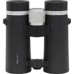 Los prismáticos Talron presentan un diseño abierto con práctica cavidad para los dedos, cómodo de manejar con la mano.