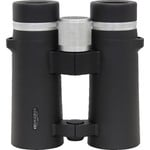 Talron binoculars have an open bridge design with a practical wrap-around grip, allowing a secure and comfortable grip.