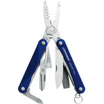 Leatherman Multitool SQUIRT ES4 Blue