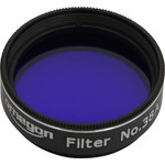 Omegon Filtro #38A 1.25''colour filter, dark blue