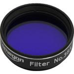 Omegon Filtro colorido azul escuro 1,25'' Farbfilter #38A