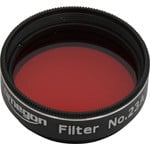 Omegon #23A 1.25'' colour filter, light red