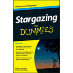 Wiley-VCH Livro Stargazing For Dummies