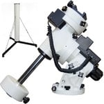 "iOptron iEQ45 Pro mount with 42"" pier"