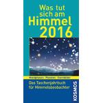 Kosmos Verlag Jahrbuch Was tut sich am Himmel 2016