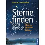 Kosmos Verlag Buch Sterne finden ganz einfach