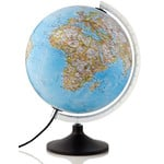 National Geographic Globe CARBON CLASSIC