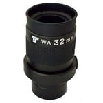 TS Optics Crosshair Erfle Eyepiece 32mm 2""