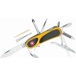 Wenger EvoGrip yellow swiss army knife, 17747