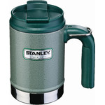 Stanley Classic thermos flask Camp Mug 0.47l, green