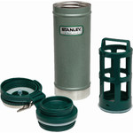 Stanley Cafetera de vacío Classic Vacuum Travel Press, verde