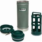 Stanley Classic Vacuum Travel Press, groen